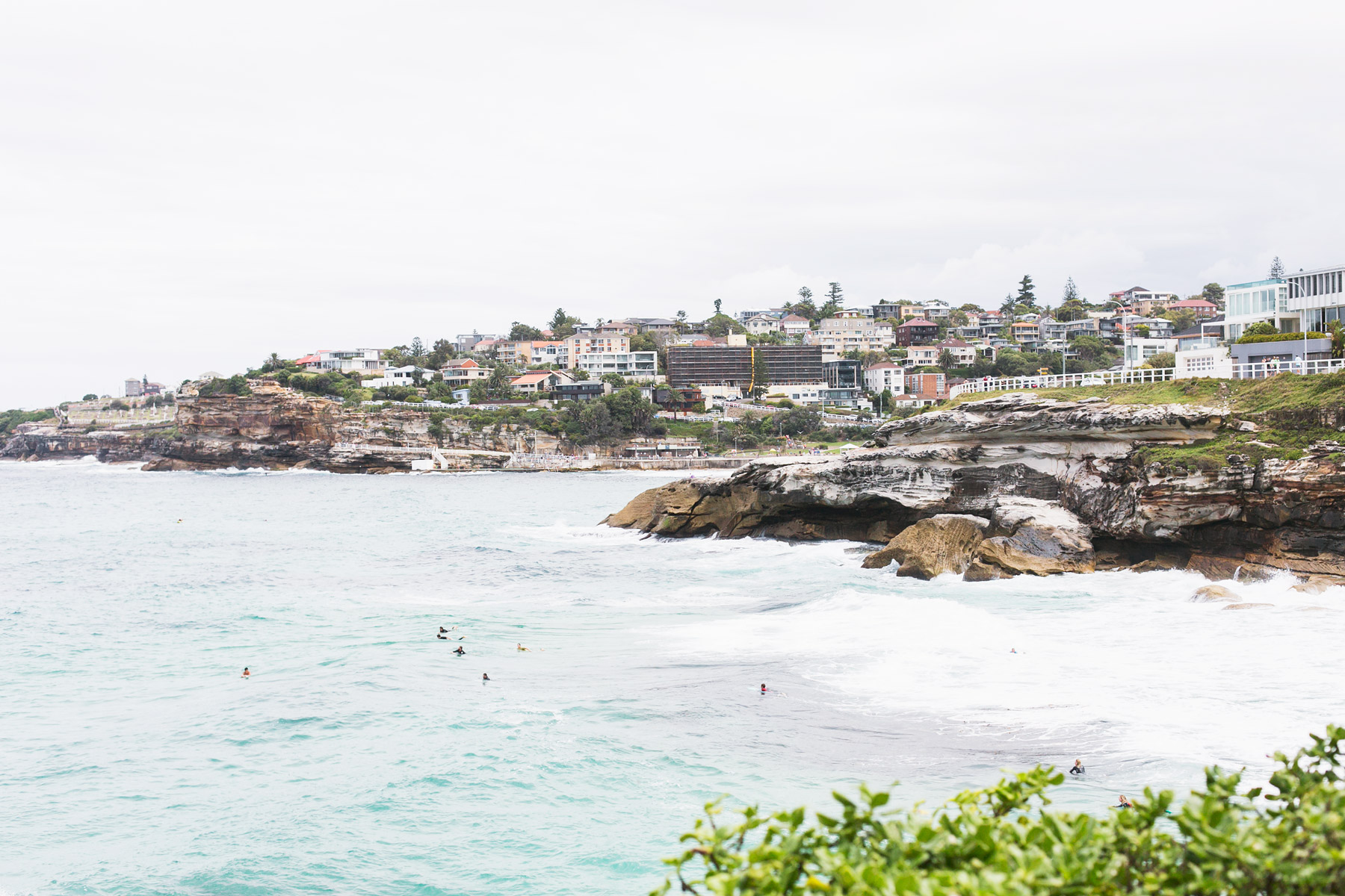 Bronte to Bondi walk photo by Carin Olsson (Paris in Four Months)
