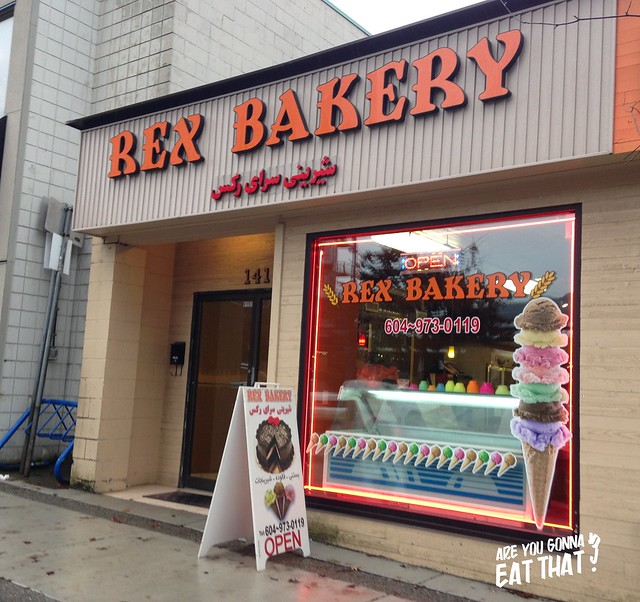 Rex Bakery, North Vancouver