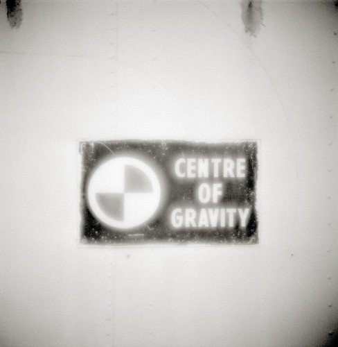 bw centre gravity agfa isoly