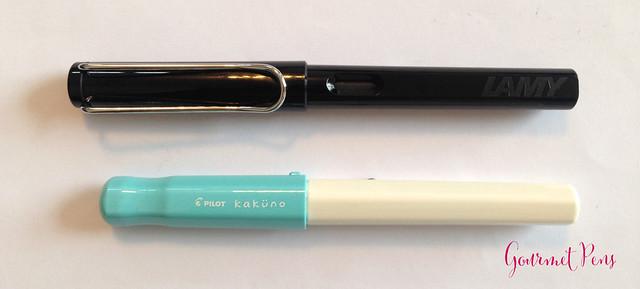 Review: Pilot Kaküno Fountain Pen - Medium @PilotPenUSA @JetPens