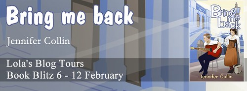 Book Blitz: Bring Me Back by Jennifer Collin