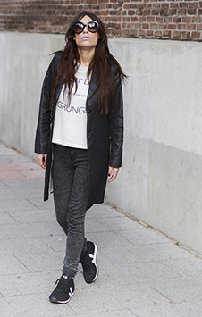 street style december outfits review barbara crespo street style fashion blogger pregnant
