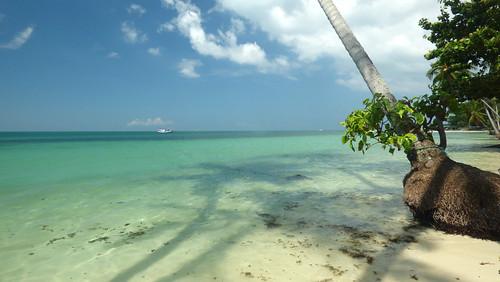 今日のサムイ島 1月6日 タリンガムビーチ