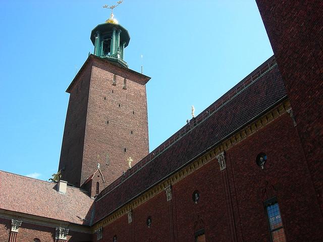Sweden - Stockholm - Town Hall