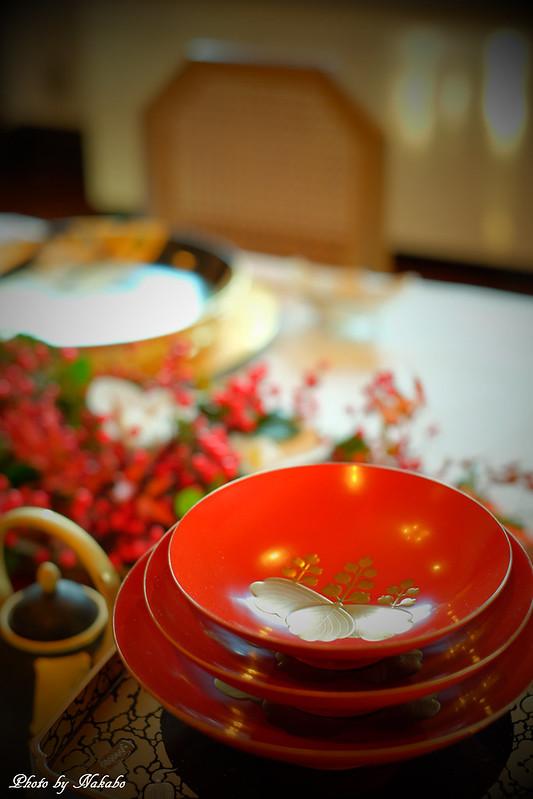 吉兆宝づくしオリジナル絵付の器装飾 by Nakabo