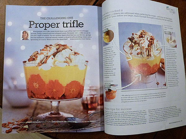 prpoer trifle