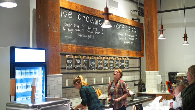 Earnest Ice Cream | Mount Pleasant, Vancouver