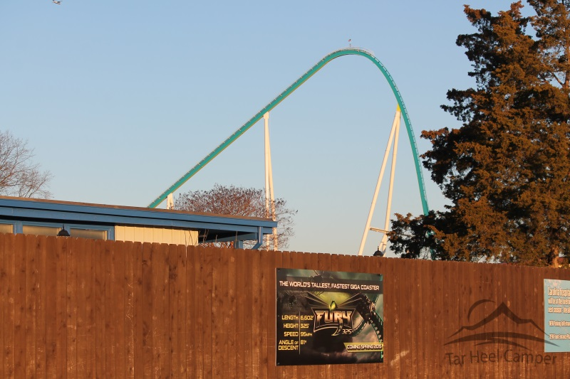 Fury 325 in Sunrise