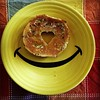 Mother's Day bagel