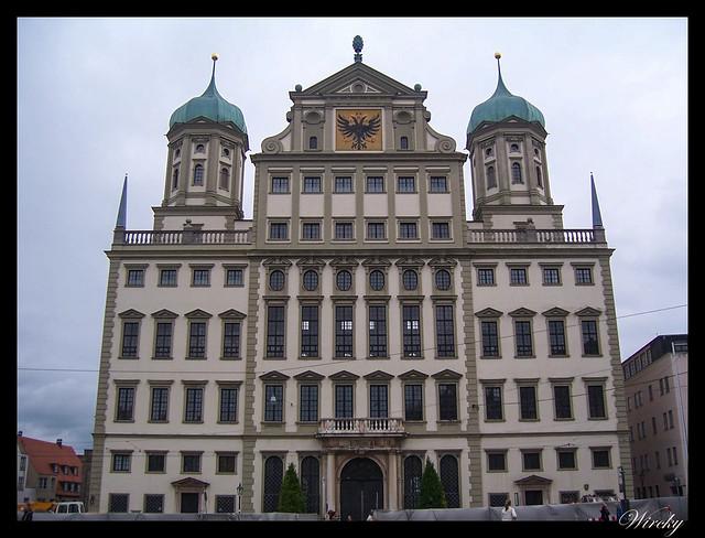 Que ver en Augsburgo en un día - Ayuntamiento