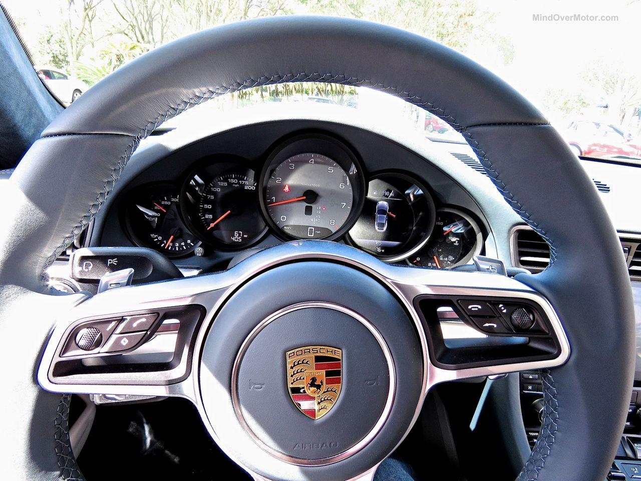 Porsche 991.2 Carrera S Turbo Review 2