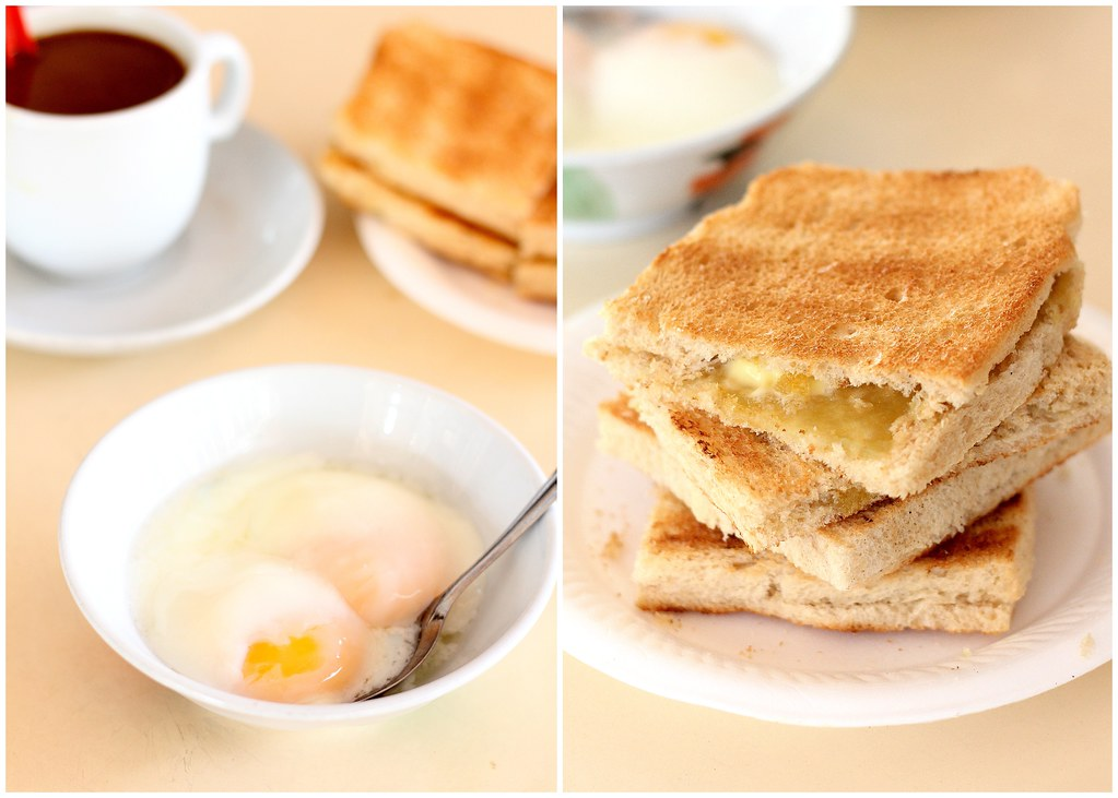Guide to Jalan Besar & Lavender: Coffee Hut Traditional Breakfast Set