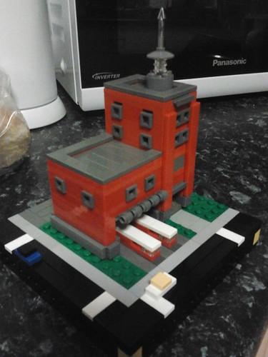 Graeme Page- Fire Station