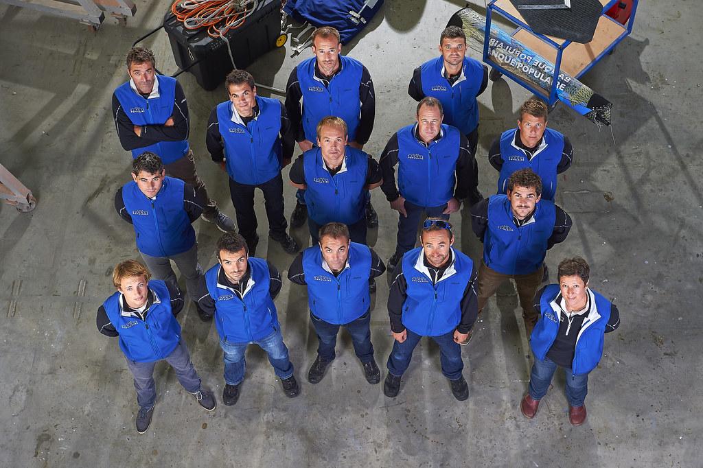 Team Banque Populaire_Copyright Y. Zedda/BPCE