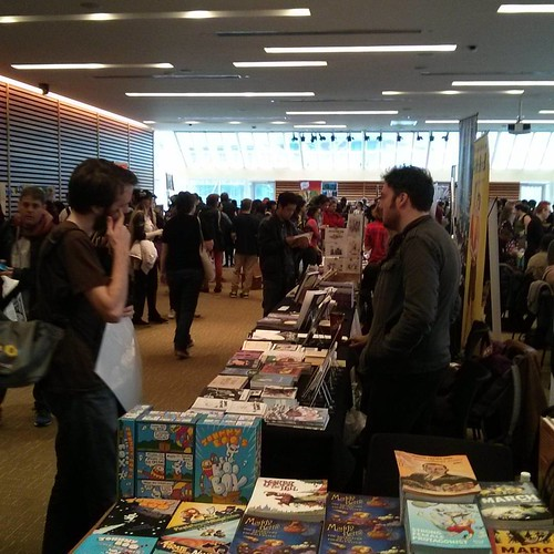 In the Appel Salon #toronto #tcaf #torontoreferencelibrary