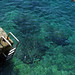 20140920_5 Ladder into green ocean | Antibes, France by ratexla