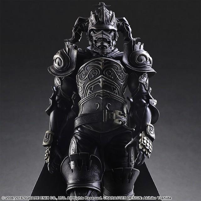 Play Arts 改【Final Fantasy XII:加布拉斯】Judge Magister Gabranth