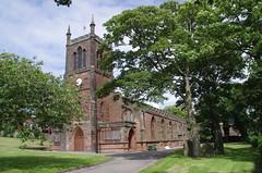 St Mary's Church, Maryport, Cumbria
