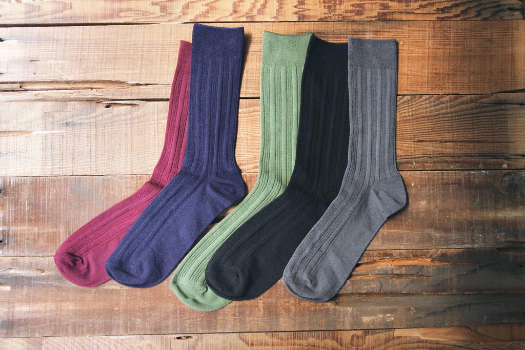 6.期間首賣商品-基本紳士襪