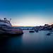 Bonsai Rock Tahoe Summer Sunset by JarrodLopiccolo