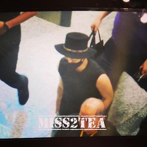 Tae Yang - Malaysia Airport - 06feb2015 - teadingdong - 01
