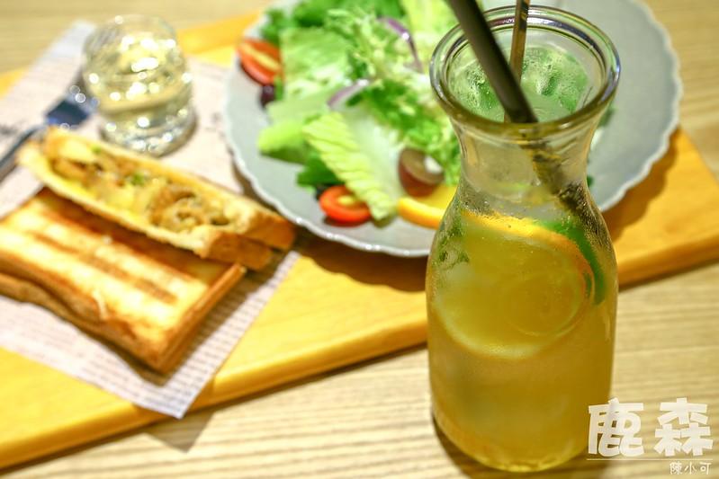 【新北市三重早午餐】鹿森早午餐,以森林為主題的早午餐店,提供精緻的餐點。