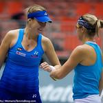 Belinda Bencic, Kirsten Flipkens