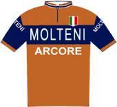 Molteni - Giro d'Italia 1968