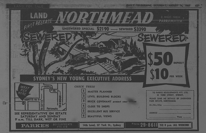 Northmead August 15 1969 daily telegraph 47