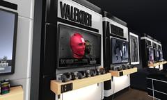 the VALEKOER store... highly detailed goods including these ski masks