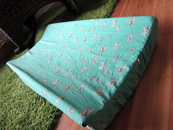 changing table cover