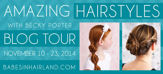 Amazing Hairstyles babes in hairland Becky Porter