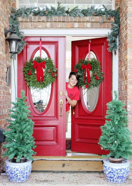 Hi Sugarplum   Christmas Home Tour 2014