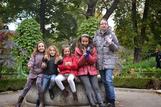 Visita Jardín Botánico Madrid