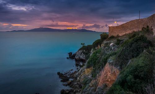 Talamone Lighthouse