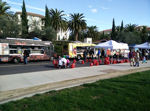 Moveable Feast at Moitozo Park in San Jose