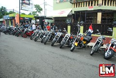 Exhibición de Motos en Humax