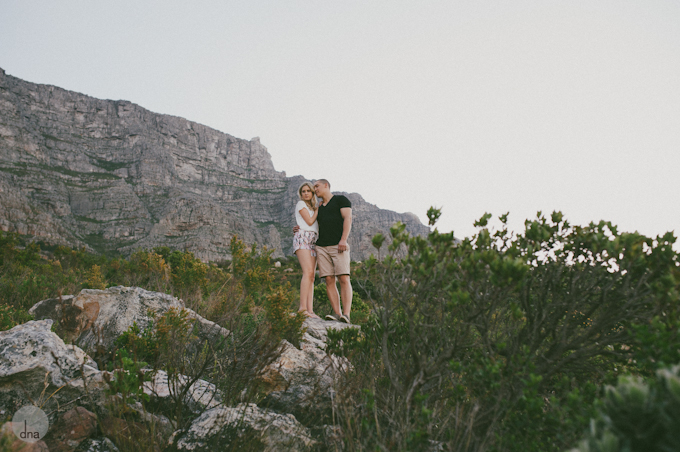 Sam and Mikhail engagement shoot Table Mountain Cape Town South Africa shot by dna photographers 106