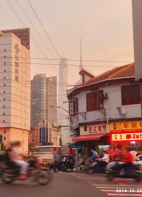 上海之旅结束篇-上海话上海人上海菜_图1-4