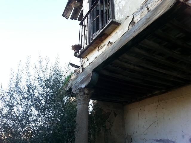 Casa del siglo XVI del Cigarral El Bosque