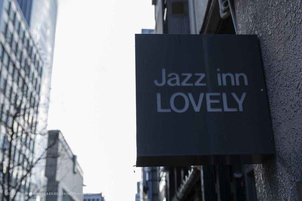 Jazz inn LOVERY