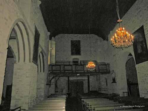 Église St-Vincent Lucq de Béarn (1-5)
