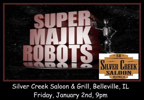 Super Majik Robots 1-2-15