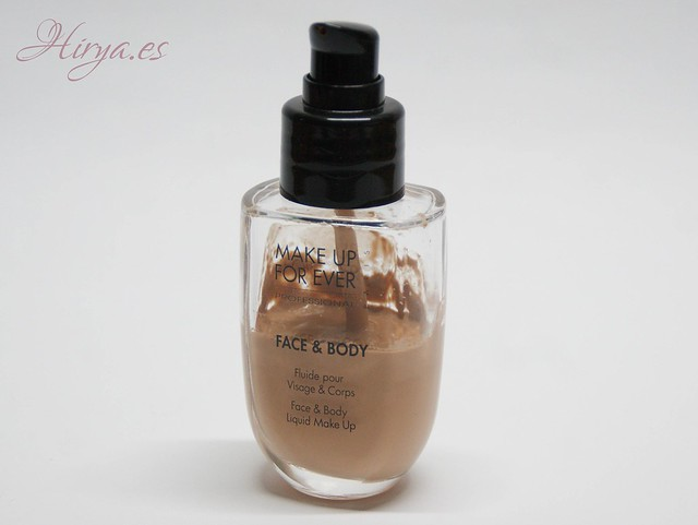 Face And Body MUFE