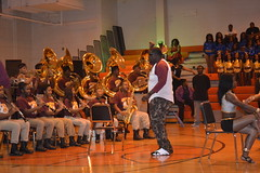 007 Oakhaven High School Band