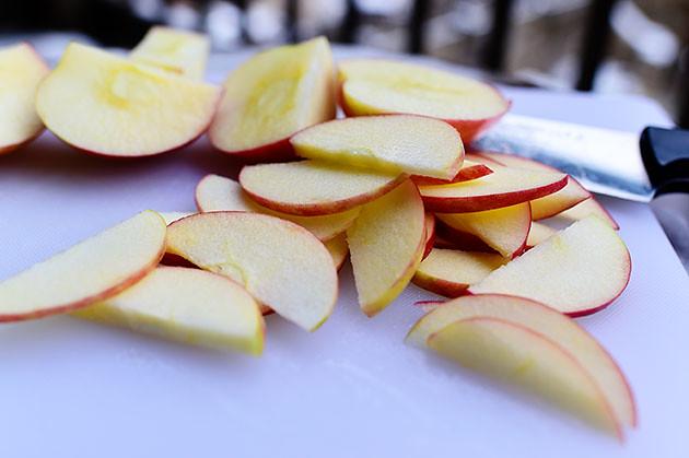 Apple Peanut Butter Delight