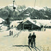 Nostalgie s dlouhatánskou frontou v někdejším švýcarském Pizolu, foto: Swiss-image