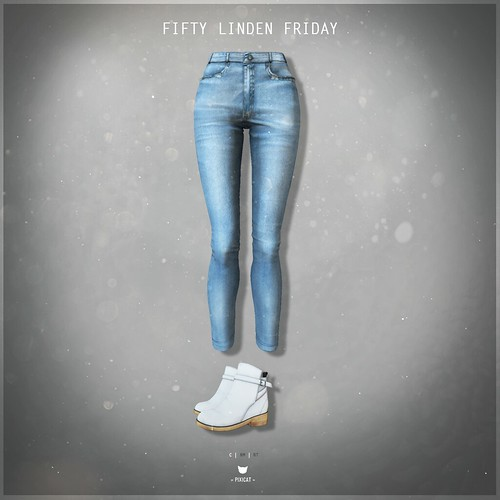 Klara.Jeans + Autumn.Boots @ FLF