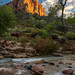 Watchman and the Virgin River by Longleaf.Photography