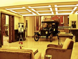 Gran Hotel Bolivar.